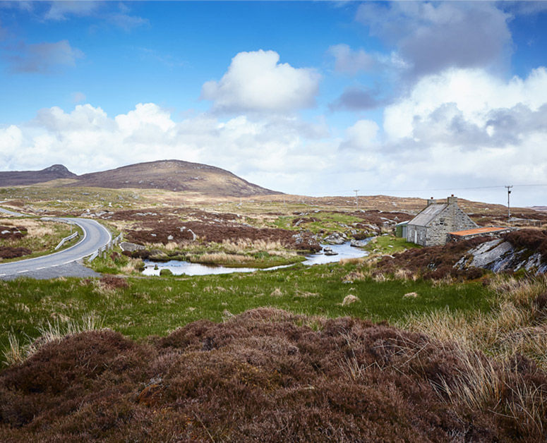 The Hebridean landscape