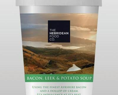 Bacon, Leek & Potato Soup