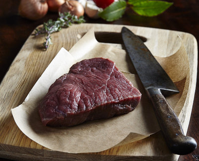 Organic Rump Steak